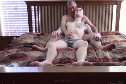 Ethan's darksome hole gets Rammed raw