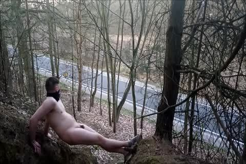 My bare Walk outdoors Part three Of three. Comments Pleasethanx