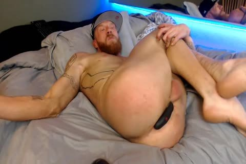 Straight Ginger web camera stud