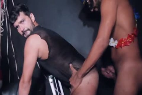 Barebackin Brazilian group Fuckfest