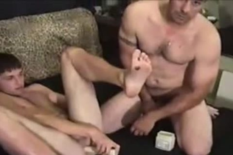 Straight Redneck gets fucked For The First Time