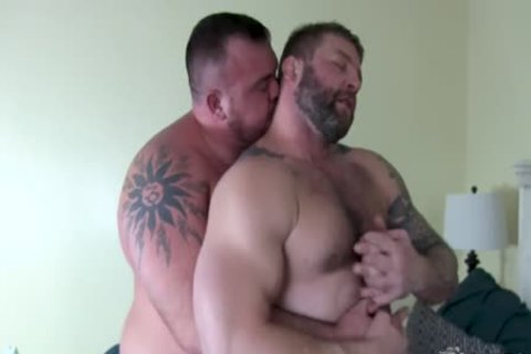 Colby And Hunter fuck