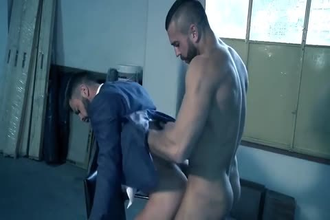 Office Hunks fuck