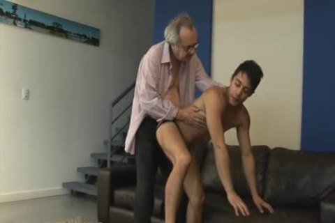 My first Daddy Daddy fucks Me truly nice two