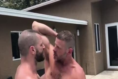 Clay And Jake Pool dril