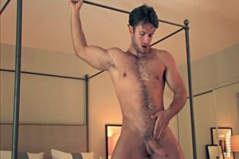 Legend men Gavin Wolfe 03(Jeremiah Sanchez) - immodest Talk And hairy Solo