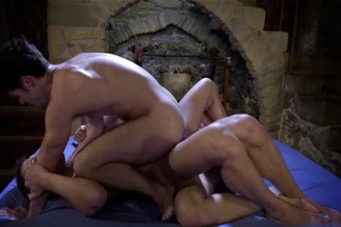 big rod gay Flip Flop With Facial