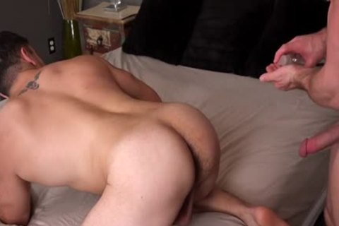 Muscle homo anal hammer And love juice flow