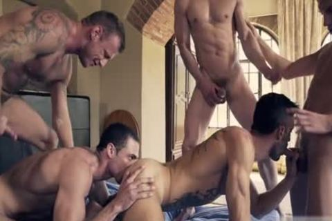 Latin gay dp and cumshot