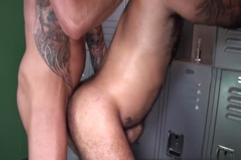 Muscle homo ass sex With cumshot