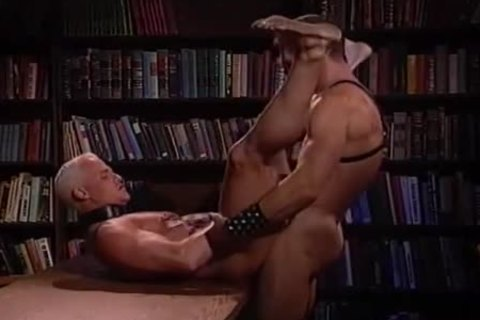 concupiscent Large Dicked College knobs - Scene 5