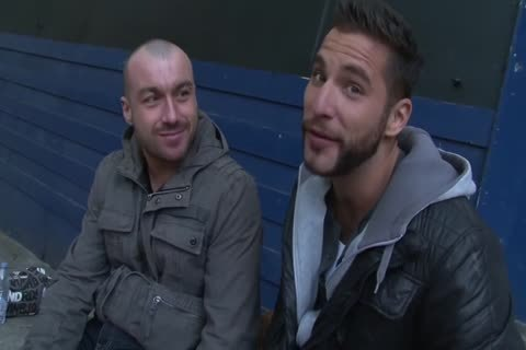 Jonathan Agassi And Thierry Lalasse Sodomise