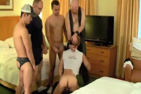 Hottest homo Scene With gangbang, group sex Scenes