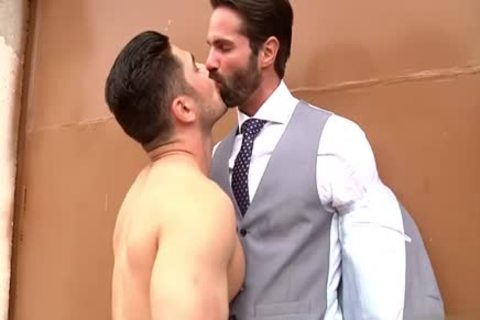 Muscle homosexual Fetish And Facial