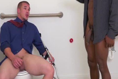 throbbing cock gay blowjob enjoyment With Facial