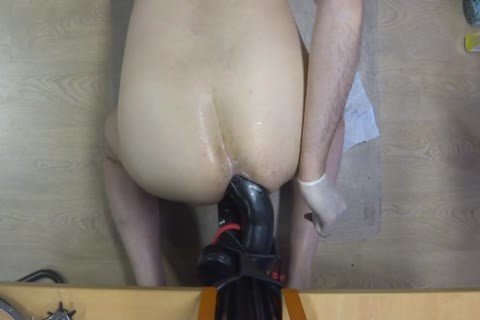 long Time Self Fuking With A large sextoy