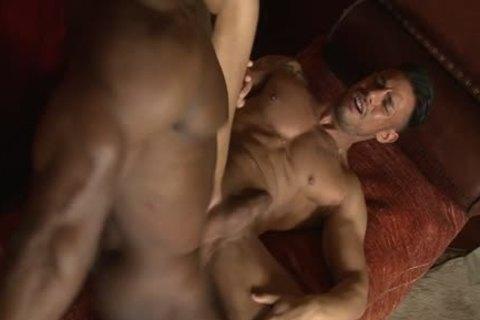 Latin homosexual oral-sex And cumshot