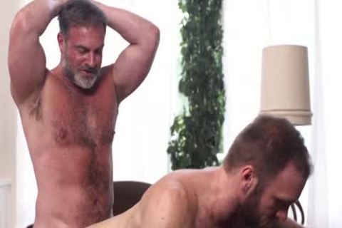 MormonBoyz - Bearded Daddy receives A wonderful nailing