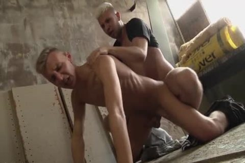 new blonde Fuckmeat Pumped Full Of sperm