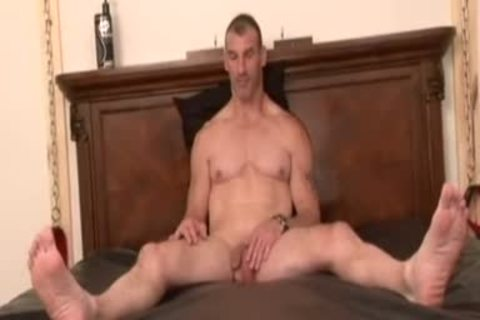 Dan Gagged And hammered unprotected