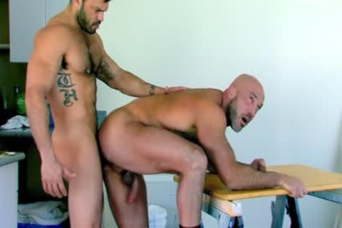knob Danger: Jesse Jackman & Rogan Richards!