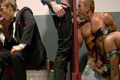 guys engulfing dong In undress Club