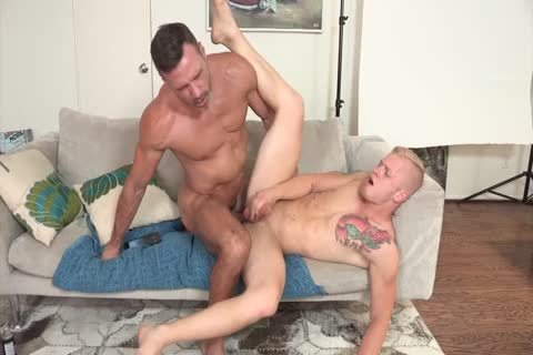 Manuel And Leo plow raw