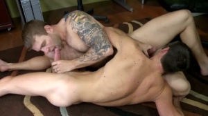 Backfire - Colby Jansen and Mike De Marko butthole Hump