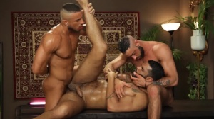 Telenovela - Lucas Fox with Massimo Piano ass Hump