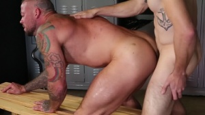 Confessions Of A Straight chap - Sean Duran and Jackson Traynor anal Hook up