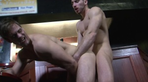Cruising clip 4 - Gabriel Clark, Leo Domenico butt Hook up