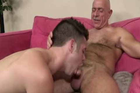 older dude engulf And take up with the tongue So good, And Then pound The superlatively good