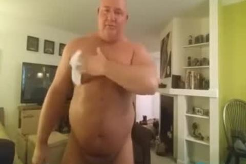 Fathers Masturbate In The bathroom