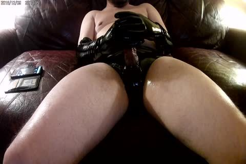 new Elbow Length dark Latex Gloves And pants!!!