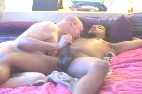 Major Nips, Pits, giving a kiss, Stroking, sucking acquires My Bud Off