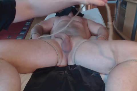 An gripping cock And Prostate Massage