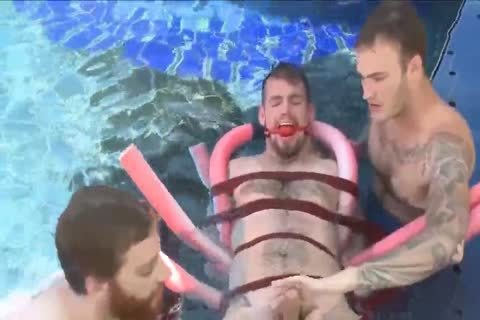 3some Pool lad