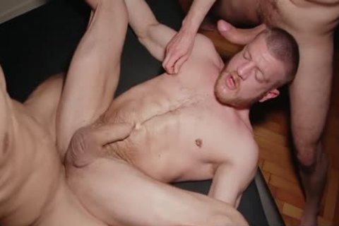 fucked By Two gigantic dicks bareback