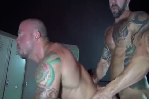 BB Muscled Grouo fuck