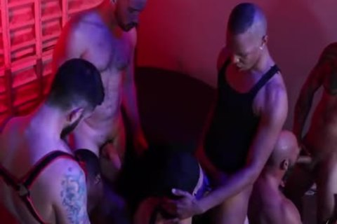 Sean Harding group group-sex Part 1