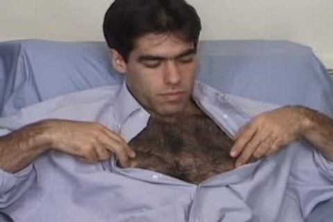 HairyJocksVideo - sexy Dave & His Dildo_1