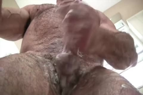 nasty Muscle Daddy Mikey Shower jerk off