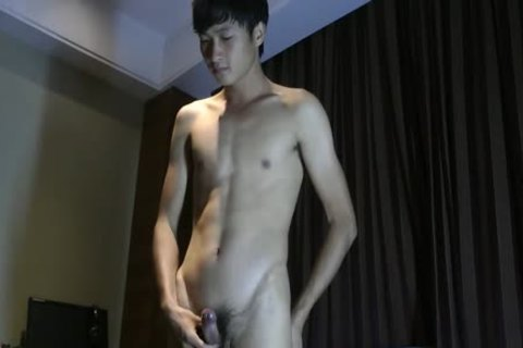 Bigcock skinny twinks Cums And Handjobs