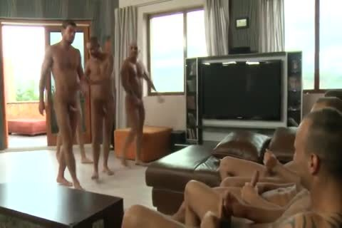 Six cocks Are better Than One