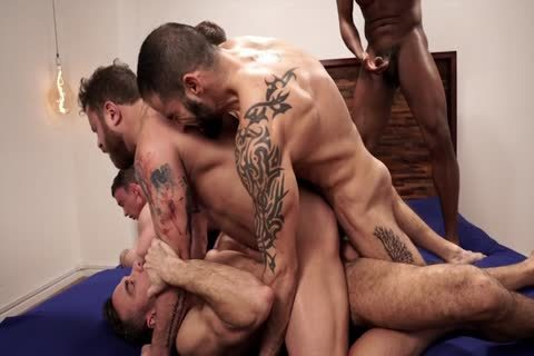 The Lucas men group, gangbang, And nail (Part 02)