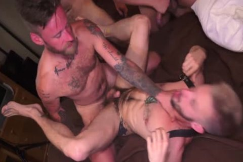 Greedy Bottom Takes Three cocks
