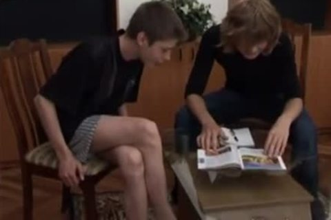 Homework pound Distraction naughty 18yo twinks