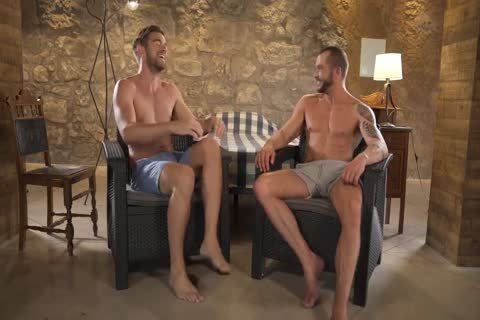 bareback auditions 05 (Part three) - Zander Craze & Tyler Berg