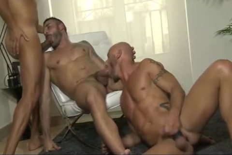 Three Spanish males bare