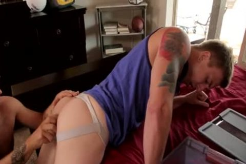 Two allies Have enjoyment With sex toys And nail In butthole